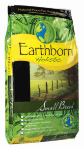 Wells Earthborn Holistic Small Breed Natural Dog Food