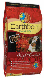 Wells Pet Food Earthborn Holistic Natural Food for Pet Weight Control