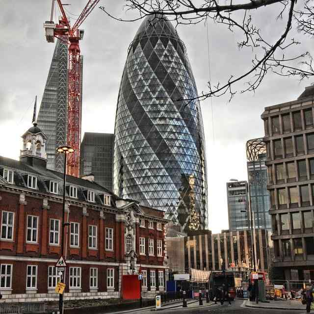 30 St. Mary Axe, London