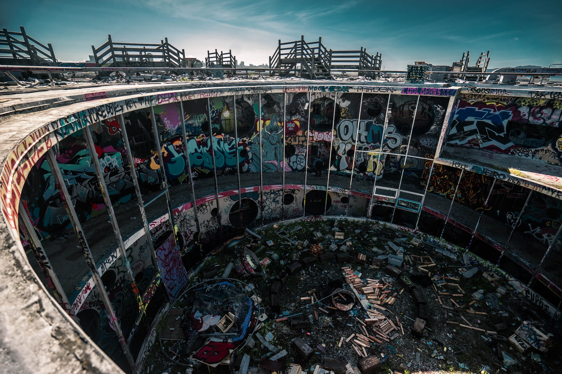 Pictures Of Abandoned Places