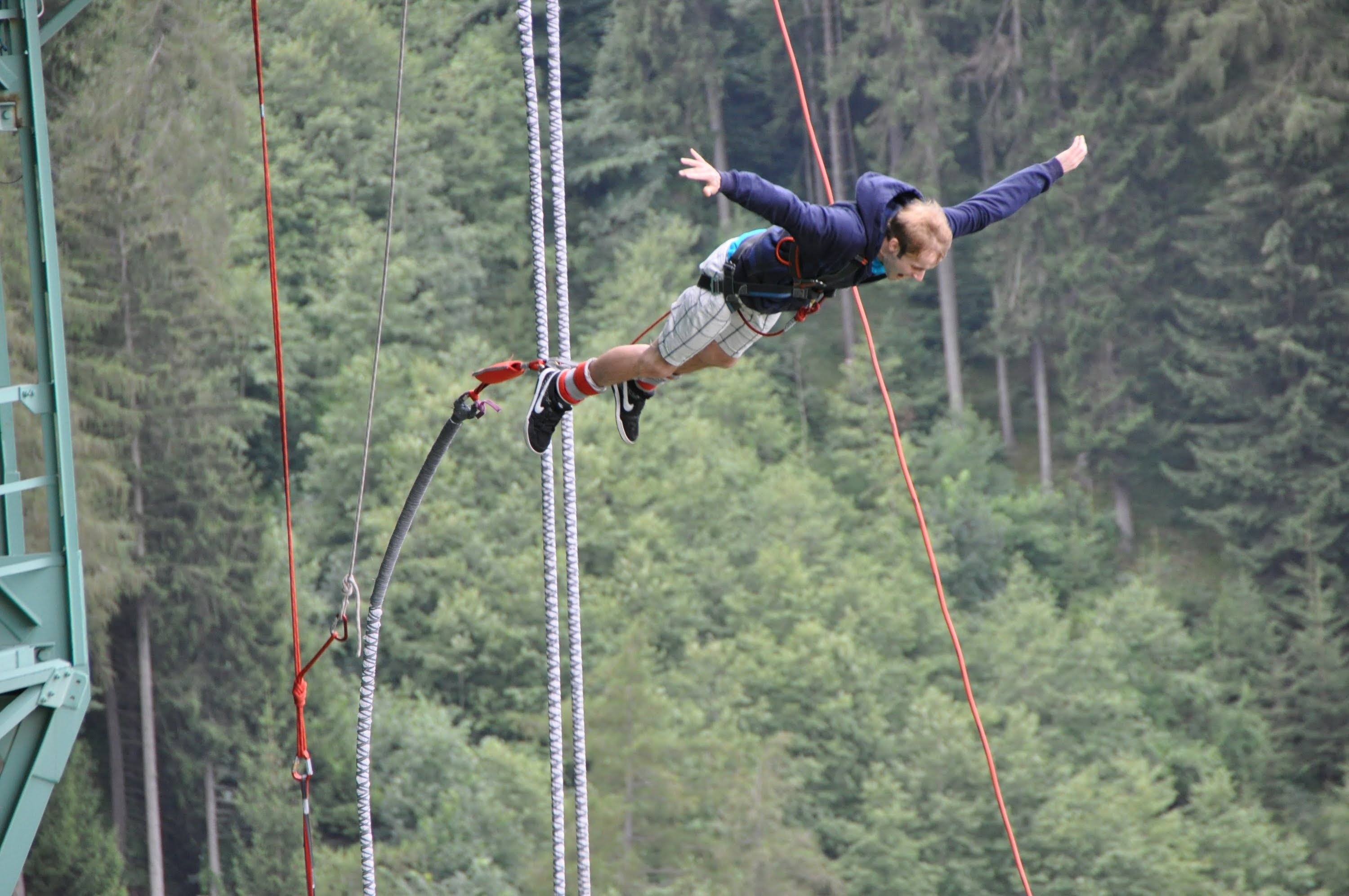 Top Highest Bungee Jumps In The World - Take the plunge 8 best places in the world to bungee jump