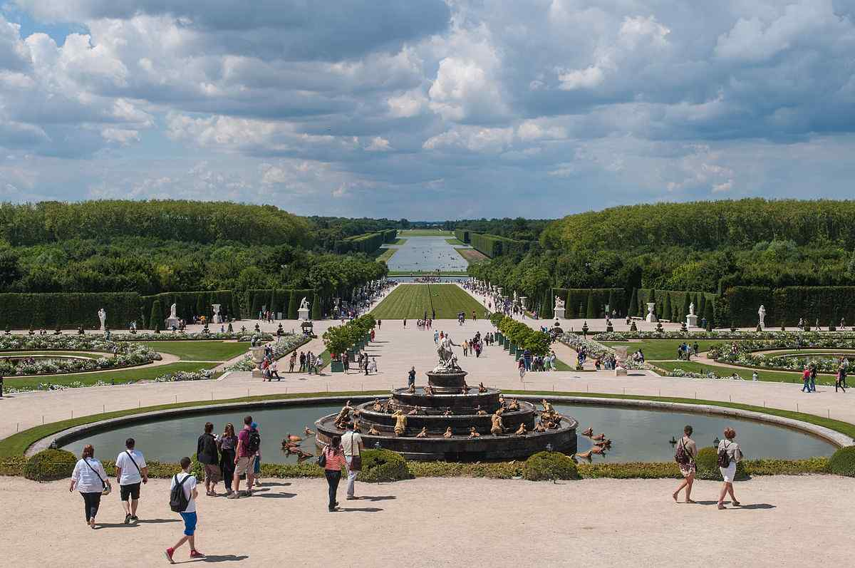 Top 10 most beautiful gardens in the world for Garden design versailles