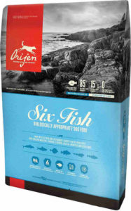 Orijen Six Fish