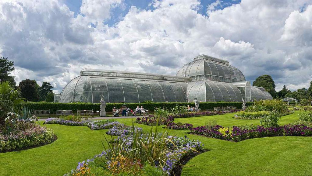 Royal Botanic Gardens, Kew, London