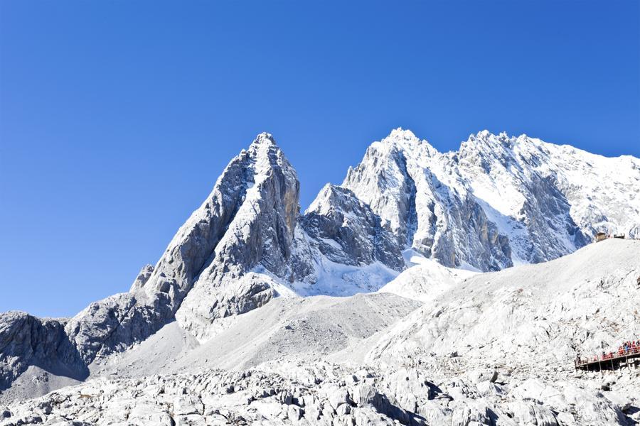 Glaciers In The World
