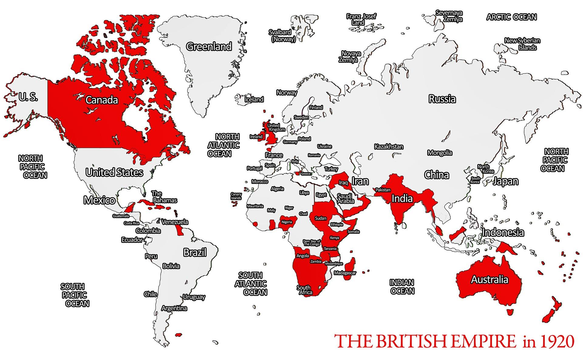 Largest Empires In History