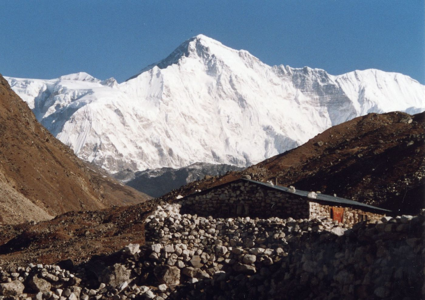 Highest Mountains In The World