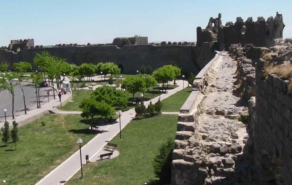 Diyarbakır Walls