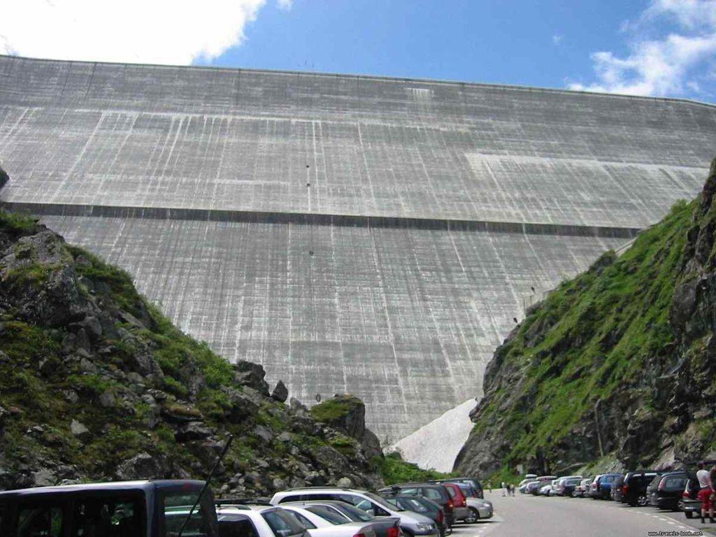 Grande Dixence Dam, Switzerland-