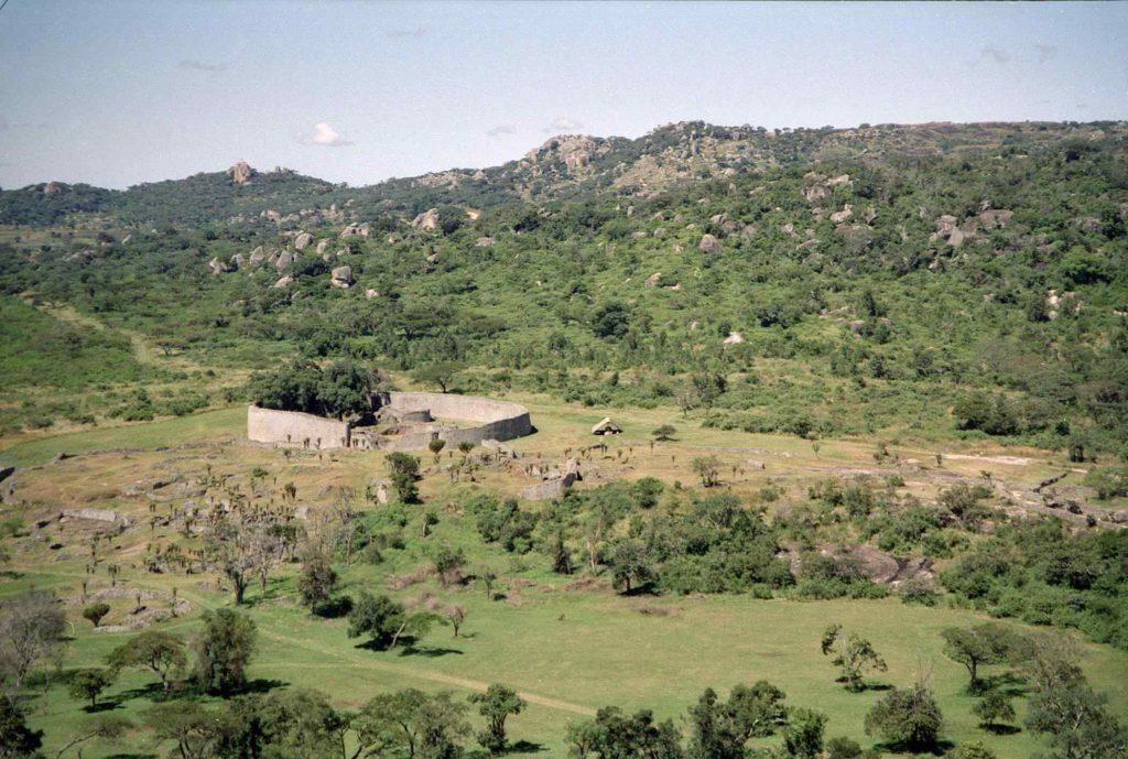 Great Zimbabwe Walls