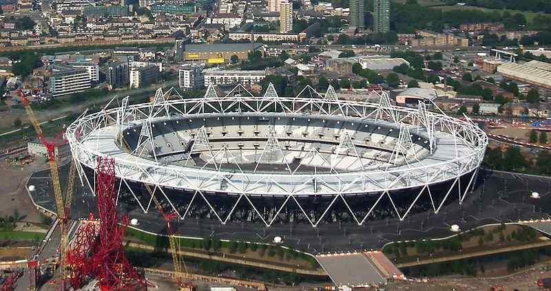 largest stadium in Europe