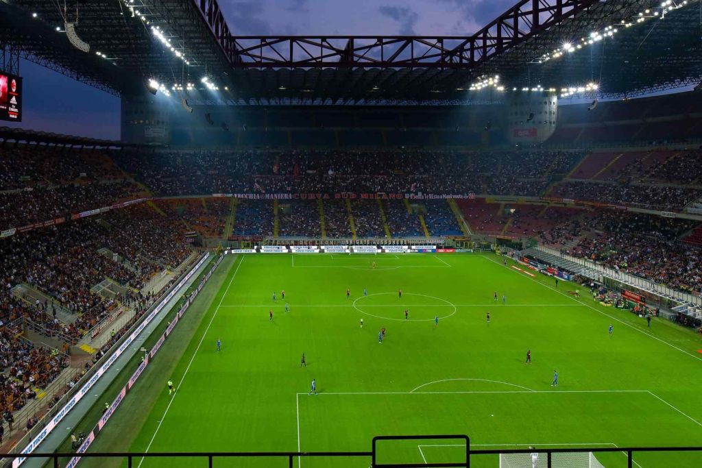 San Siro (Giuseppe Meazza Stadium), Milan
