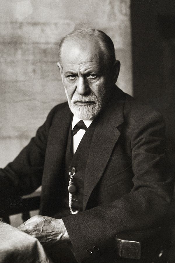 Sigmund Freud, Psychologist