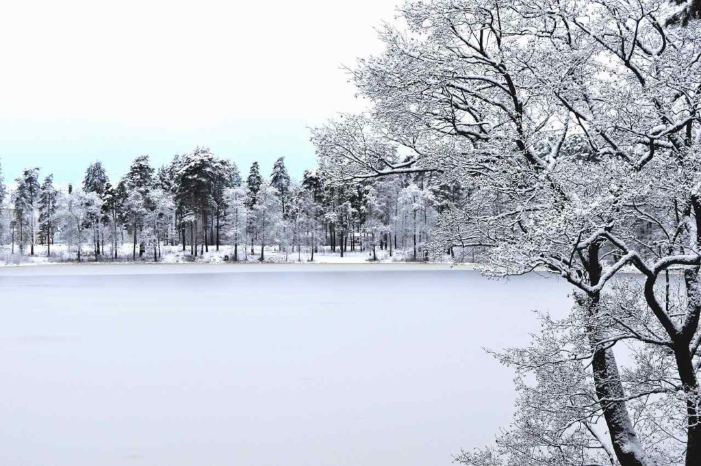 Sweden Winter Season