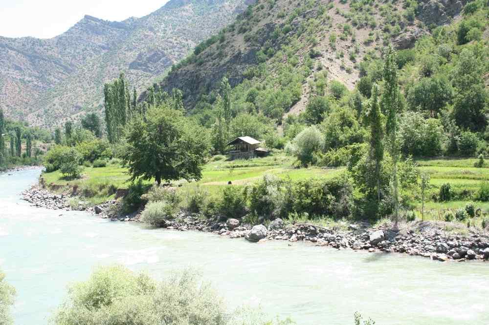 Yusufeli Dam, Turkey