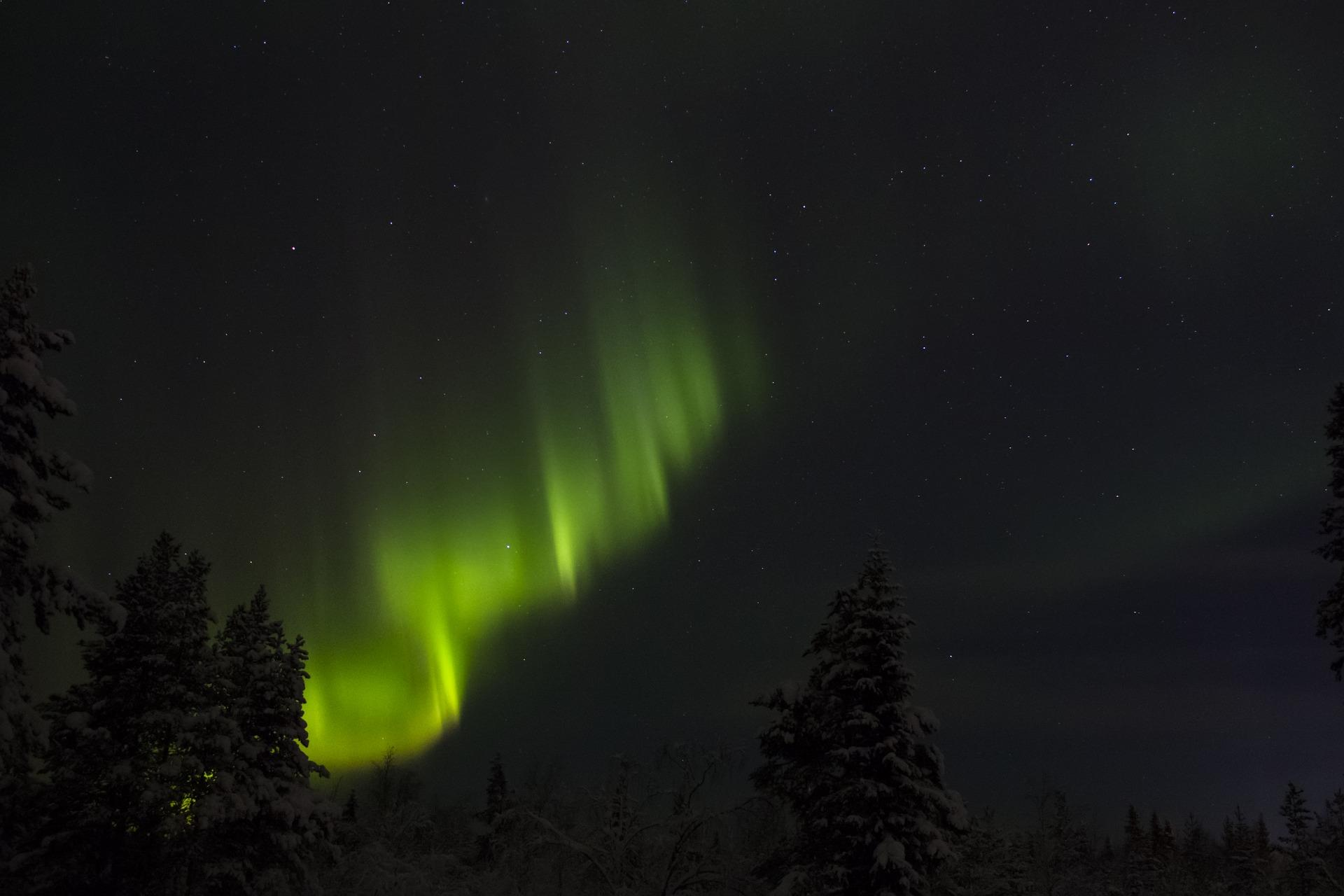 Places to See the Northern Lights