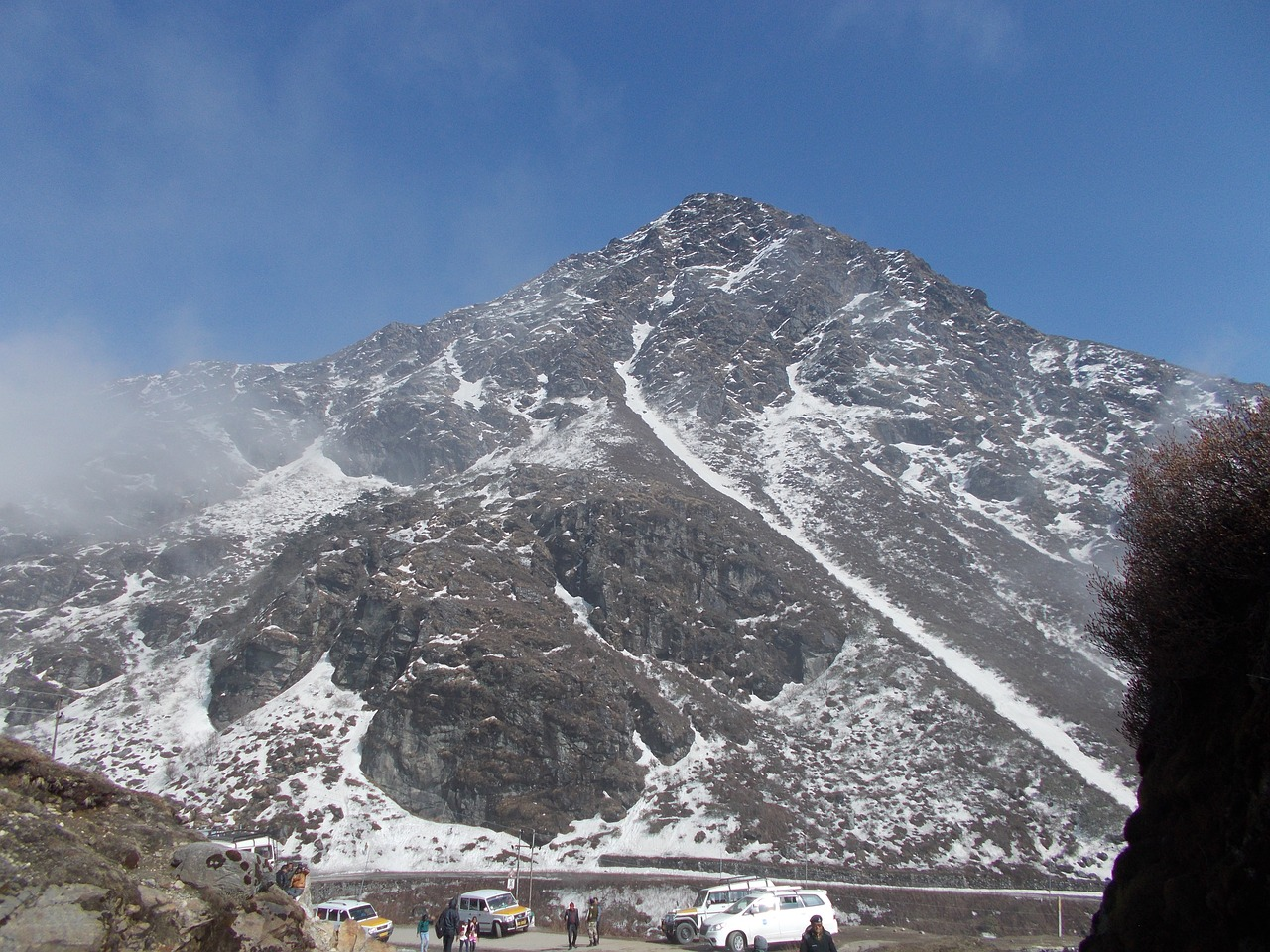 Coldest places in India