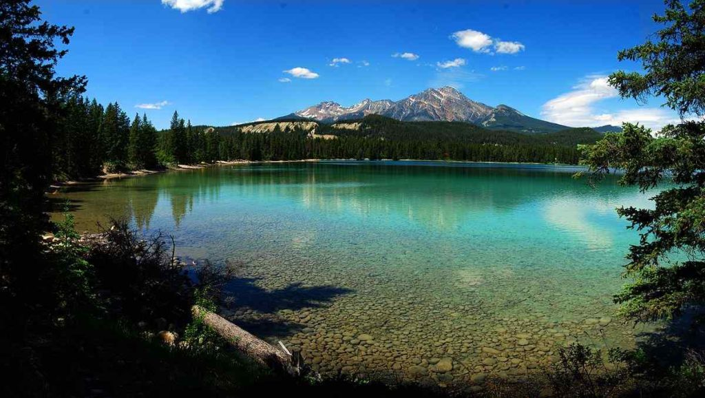 Lake Annette, Canada