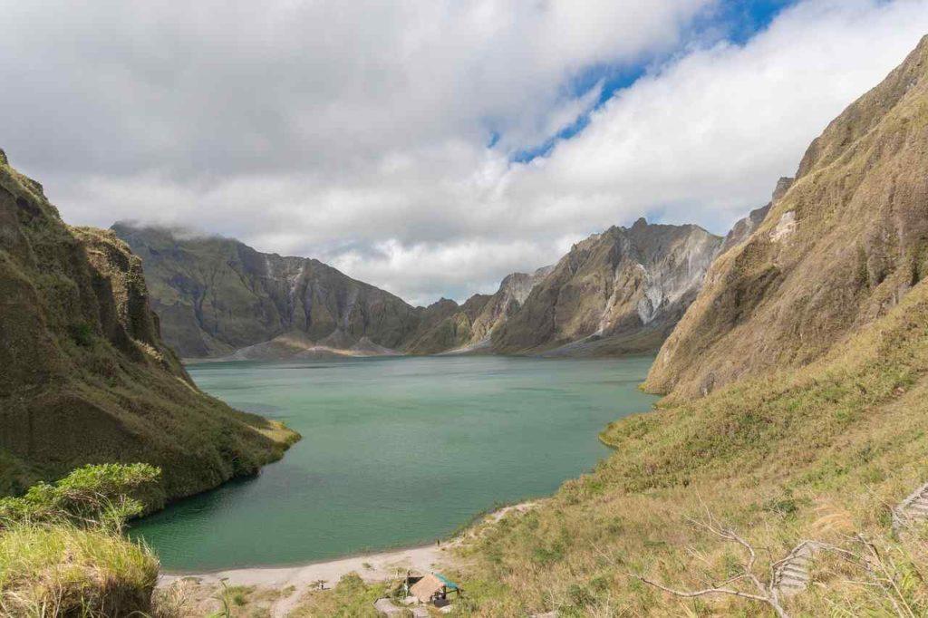 Lake Pinatubo, Philippines