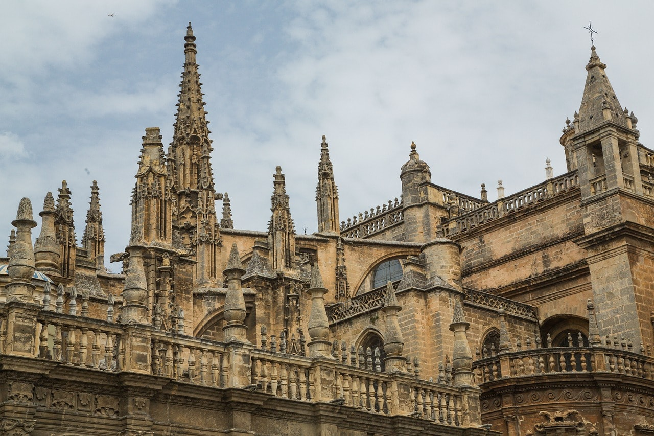 Seville Cathedral, Seville, Spain