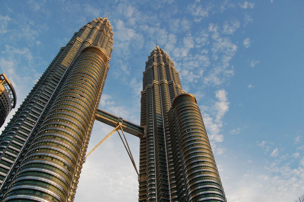 Petronas Tower 1 & Tower 2