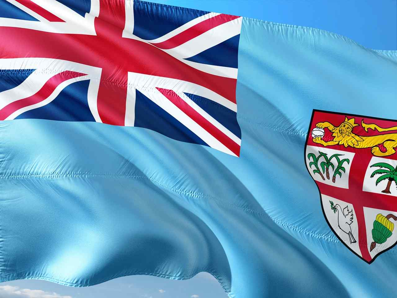 Fiji National Flag