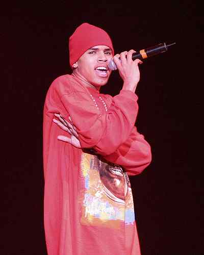 Christopher Maurice Brown