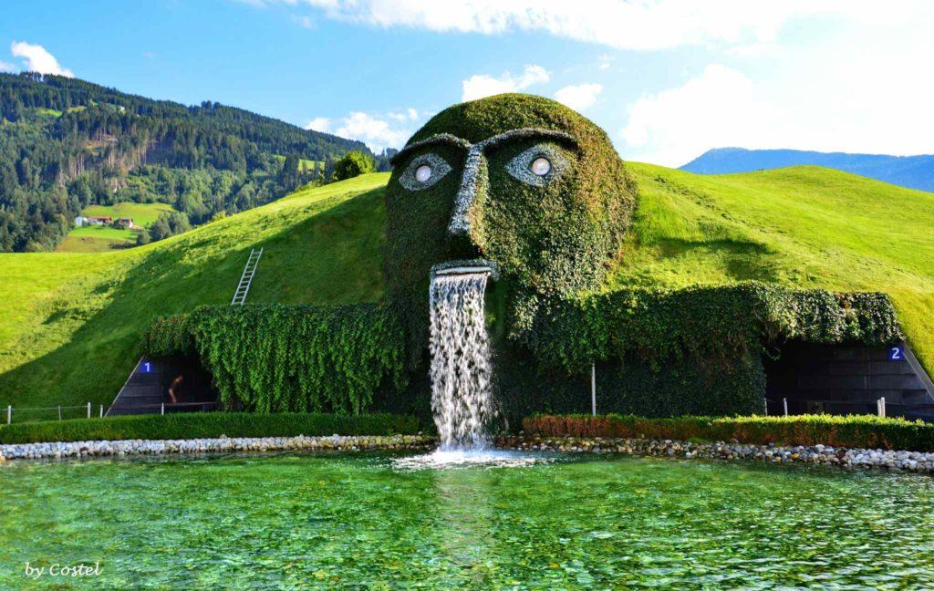 Swarovski Fountain, Innsbruck