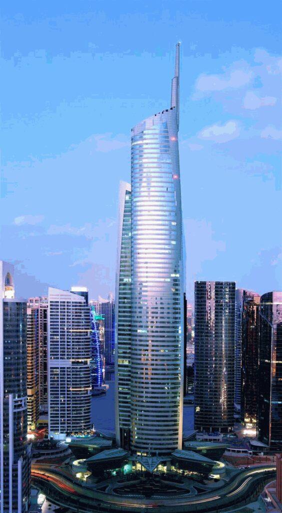 Almas Tower – Dubai