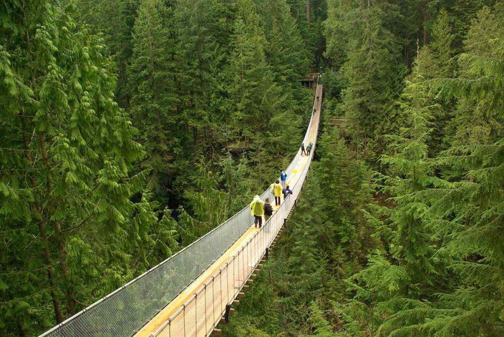 Capilano Suspension Bridge, Canada