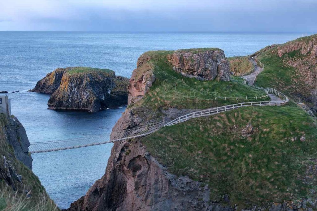 Carrick-a-Rede Rope Bridge, Northern Ireland