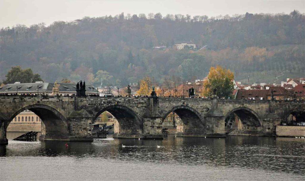 Charles Bridge, Czech Republic
