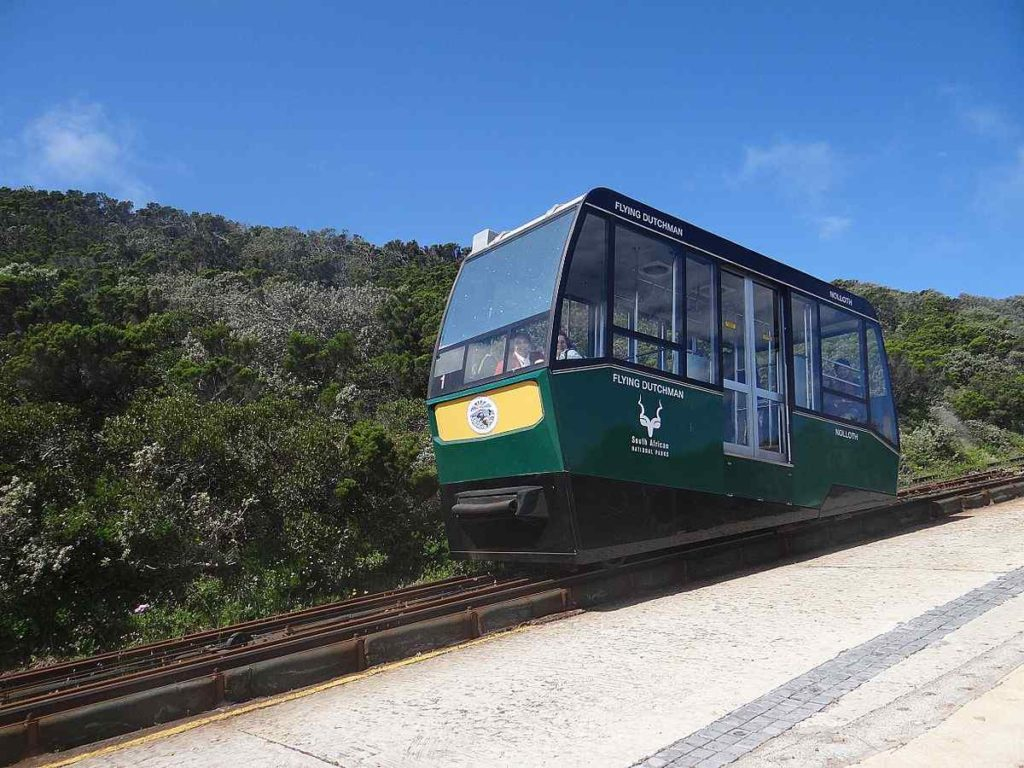 Flying Dutchman Funicular, South Africa