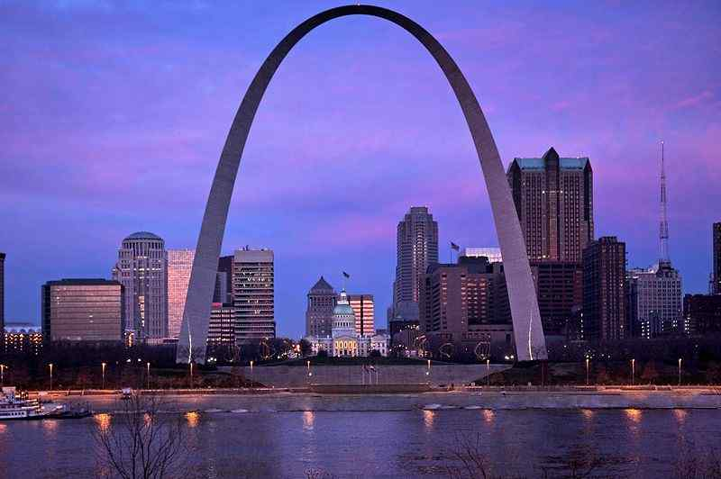 Gateway Arch, St. Louis, United States