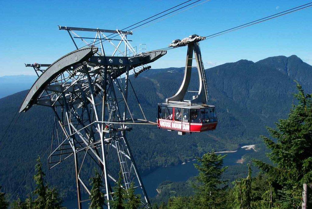Grouse Mountain Skyride, Canada