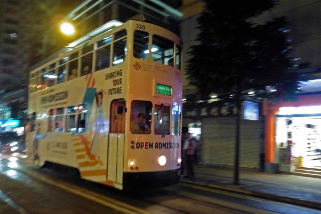 Hong Kong's Tram, China