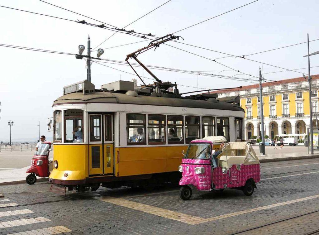 Lisbon's Tram