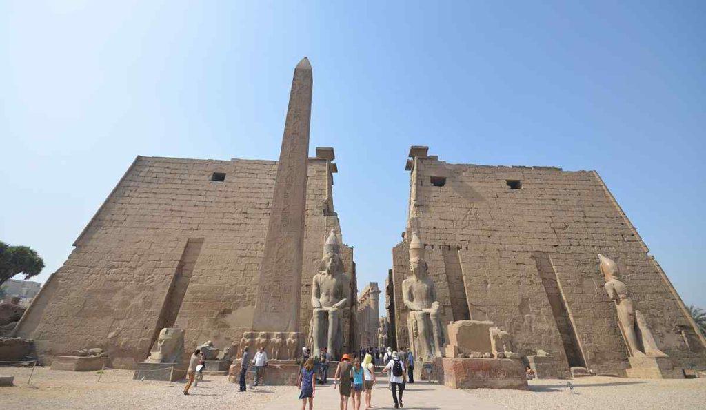 Luxor Obelisk, Luxor, Egypt