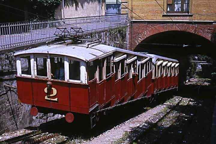 Naples Funicular, Italy