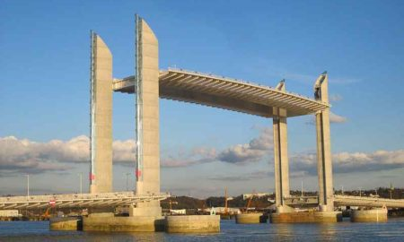 Pont Jacques Chaban-Delmas, France