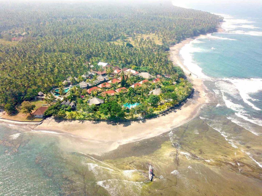Puri Dajuma, Beach Eco-Resort Spa