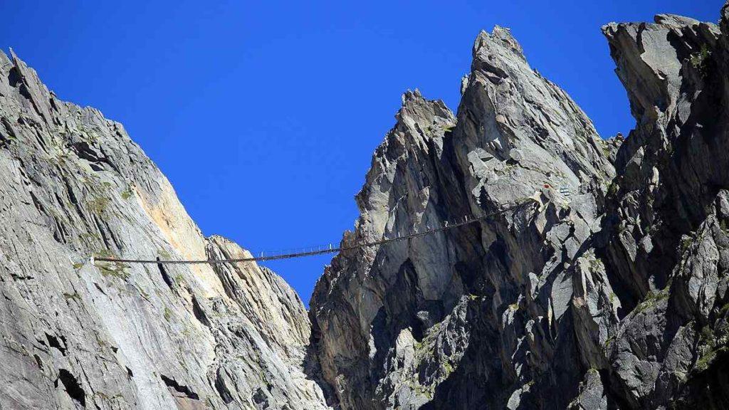 Salbit Suspension Bridge