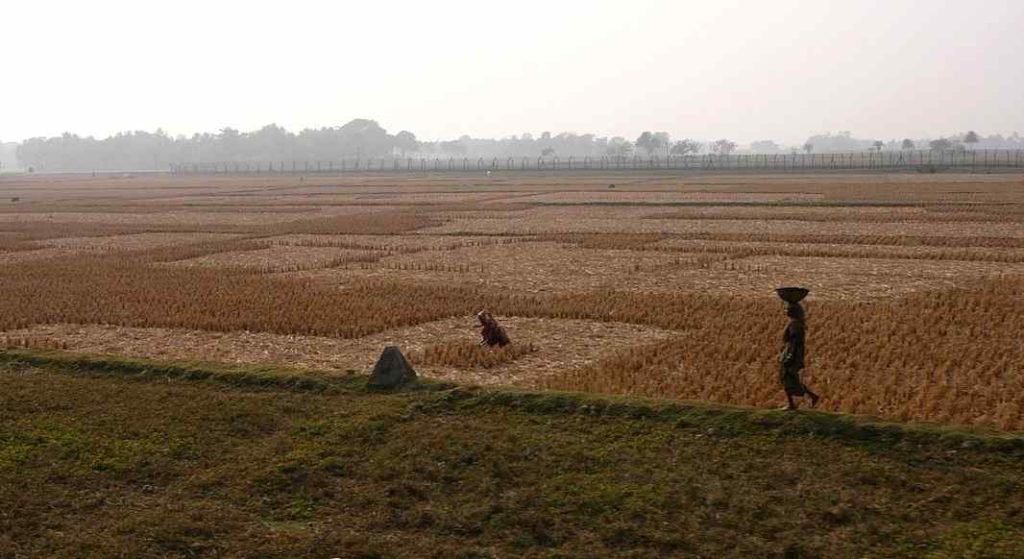 The Indo-Bangladesh Barrier