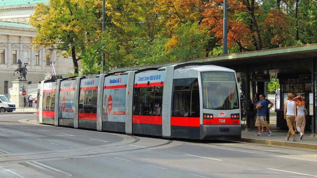 Vienna's Tram