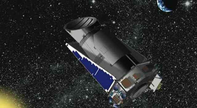 COROT KEPLER SPACE TELESCOPES