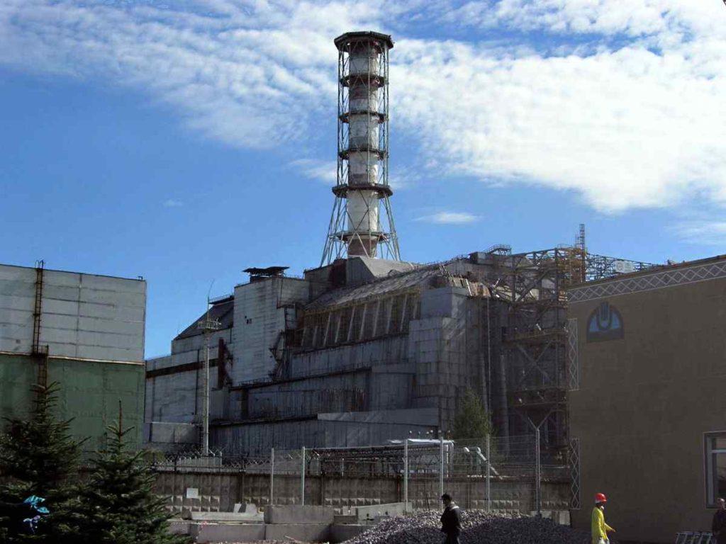 Chernobyl calamity