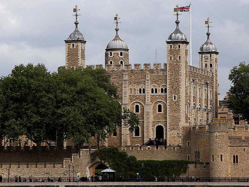 Tower of London, England