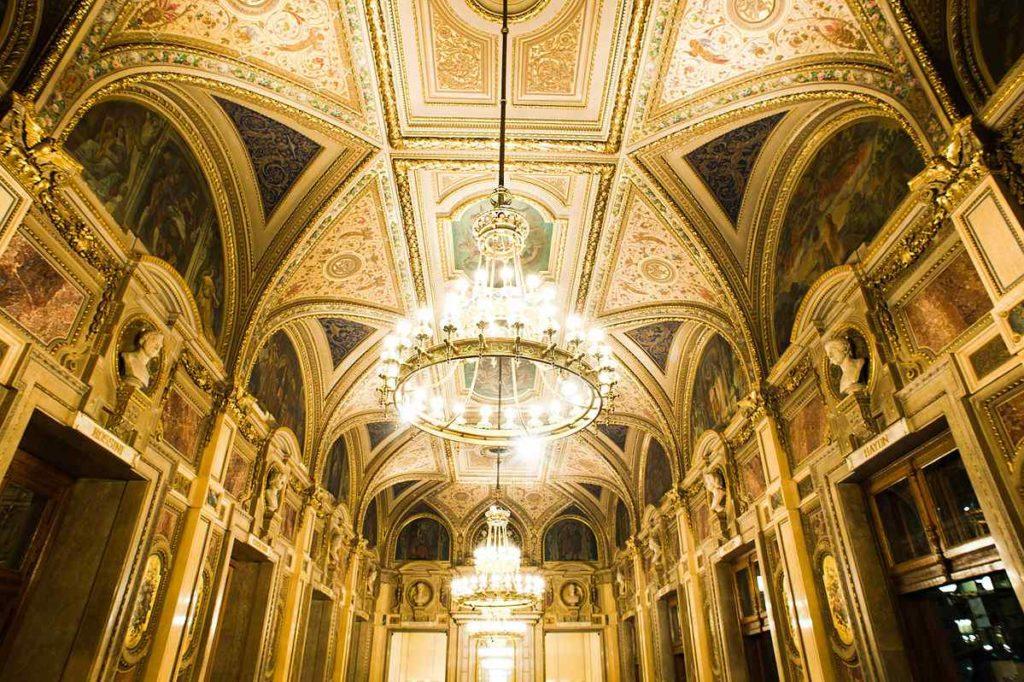 Vienna Staatsoper, Vienna, Austria