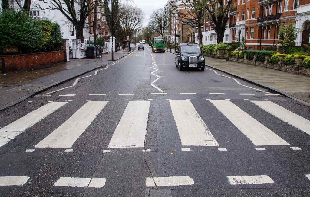 Abbey Road, London, UK