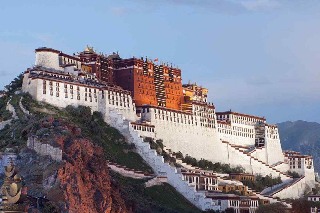Potala Palace, Lhasa, China